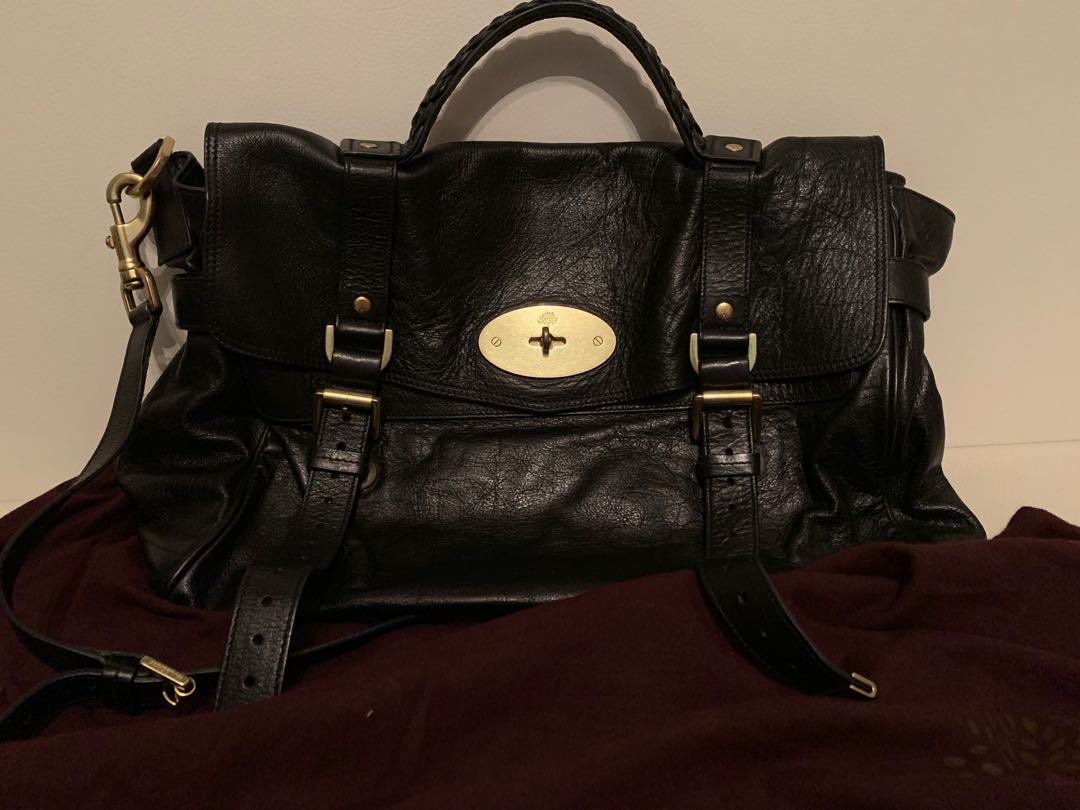 fae54f13b81f Mulberry Alexa Oversized - authentic, Luxury, Bags & Wallets ...