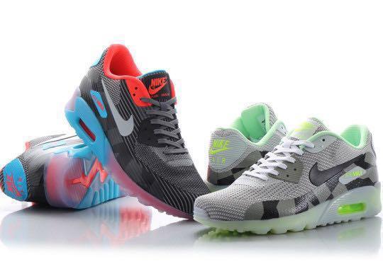 online retailer 69874 fa1c6 ... canada nike air max 90 kjcrd ice qs mens fashion footwear sneakers on  carousell 52e15 b26bb