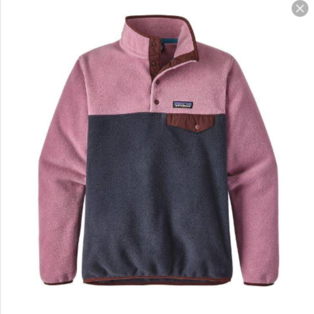Patagonia Womans Synchilla Sweater