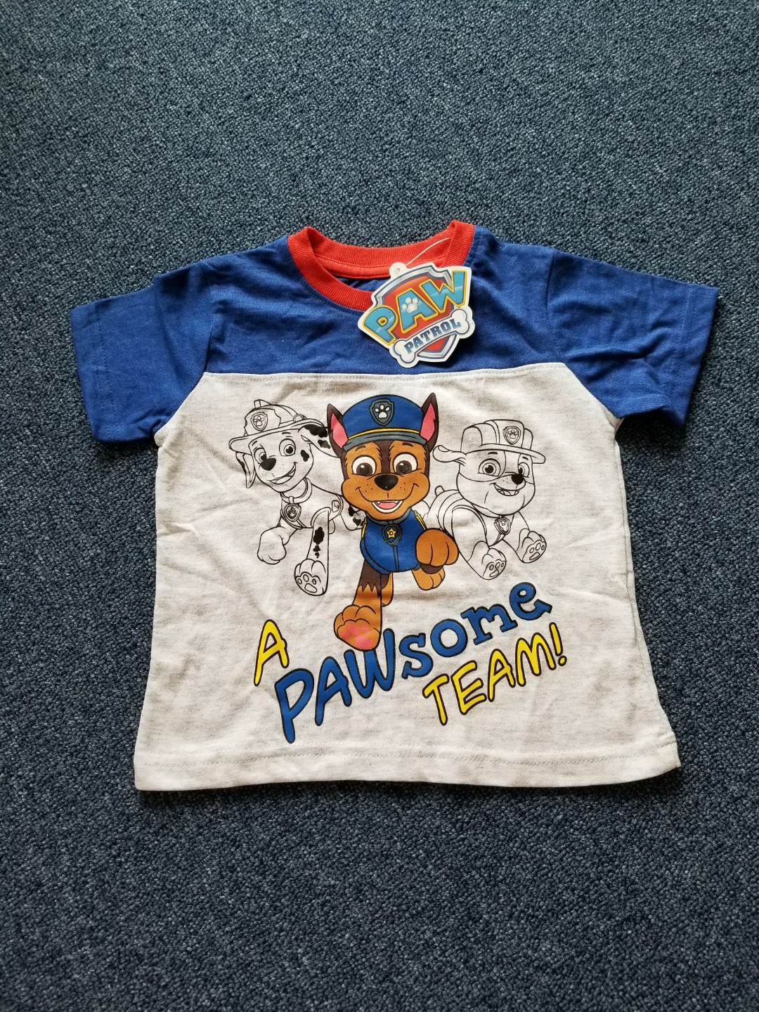 afe11e764 Paw Patrol shirt 2T, Babies & Kids, Boys' Apparel, 1 to 3 Years on ...