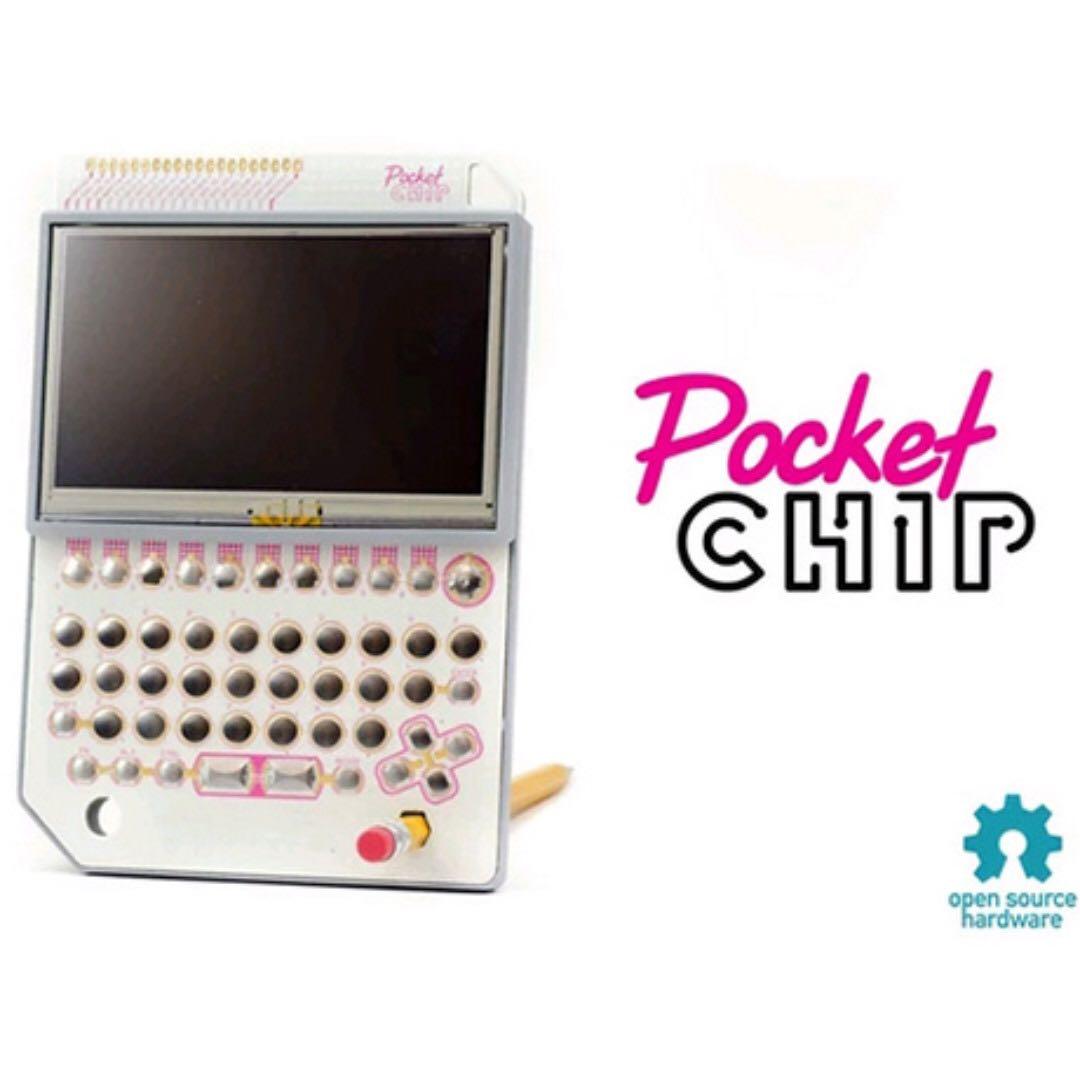 Pocket C H I P Mini-Linux Computer