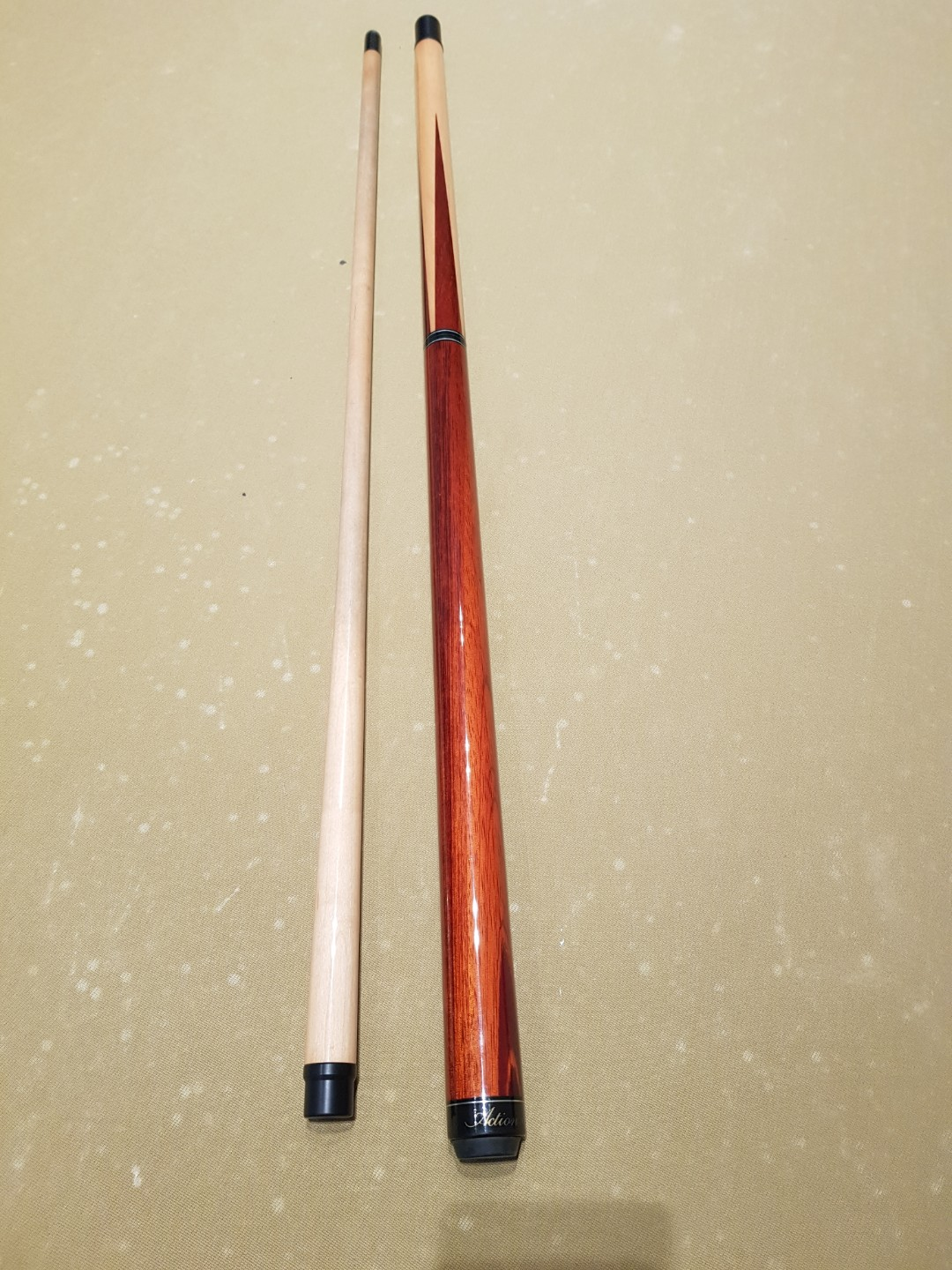 Action Jump Break Pool Cue, Sports, Sports & Games Equipment