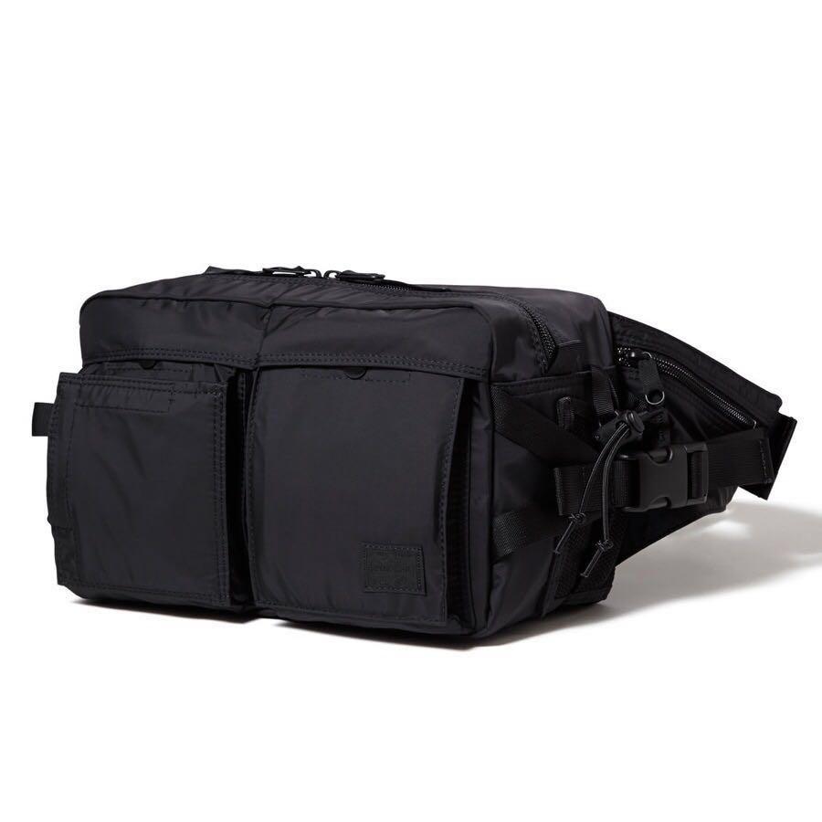 Porter Black Beauty Waist Bag 05ff781f51a19