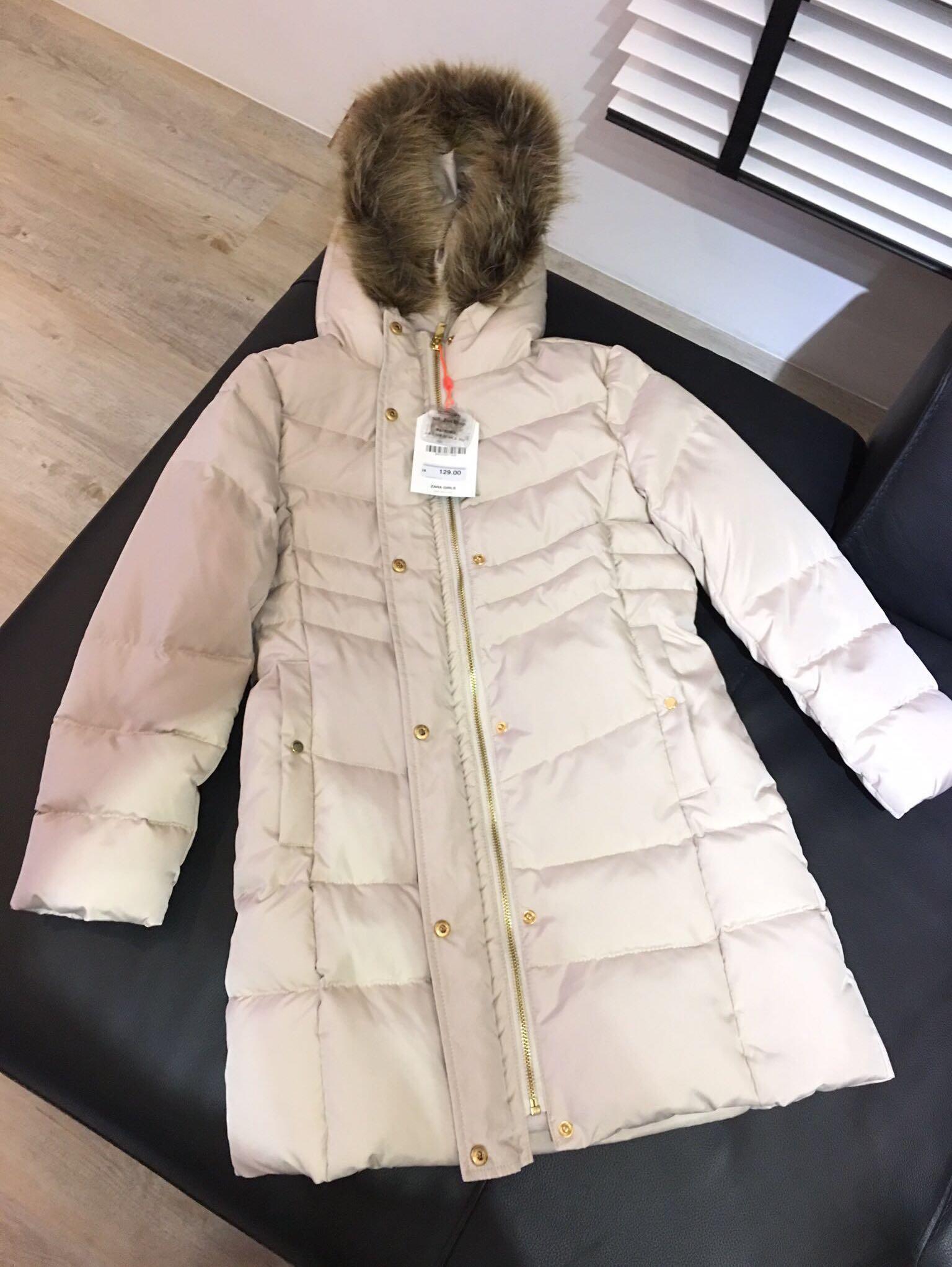 1dab0058f1d6 Preloved Zara down jackets 🧥 for kid
