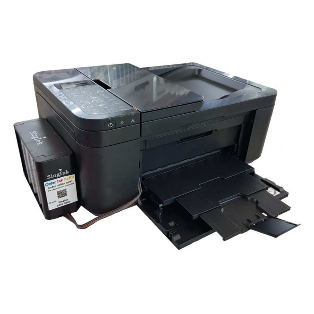 Printer Canon TR 4570s with Ink Tank System