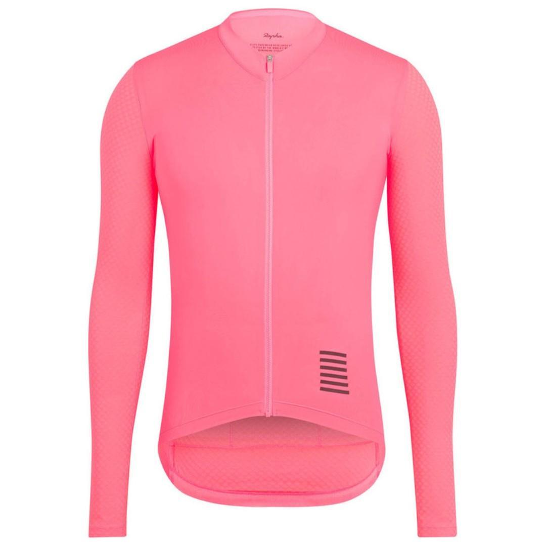 Rapha Long sleeve aero jersey