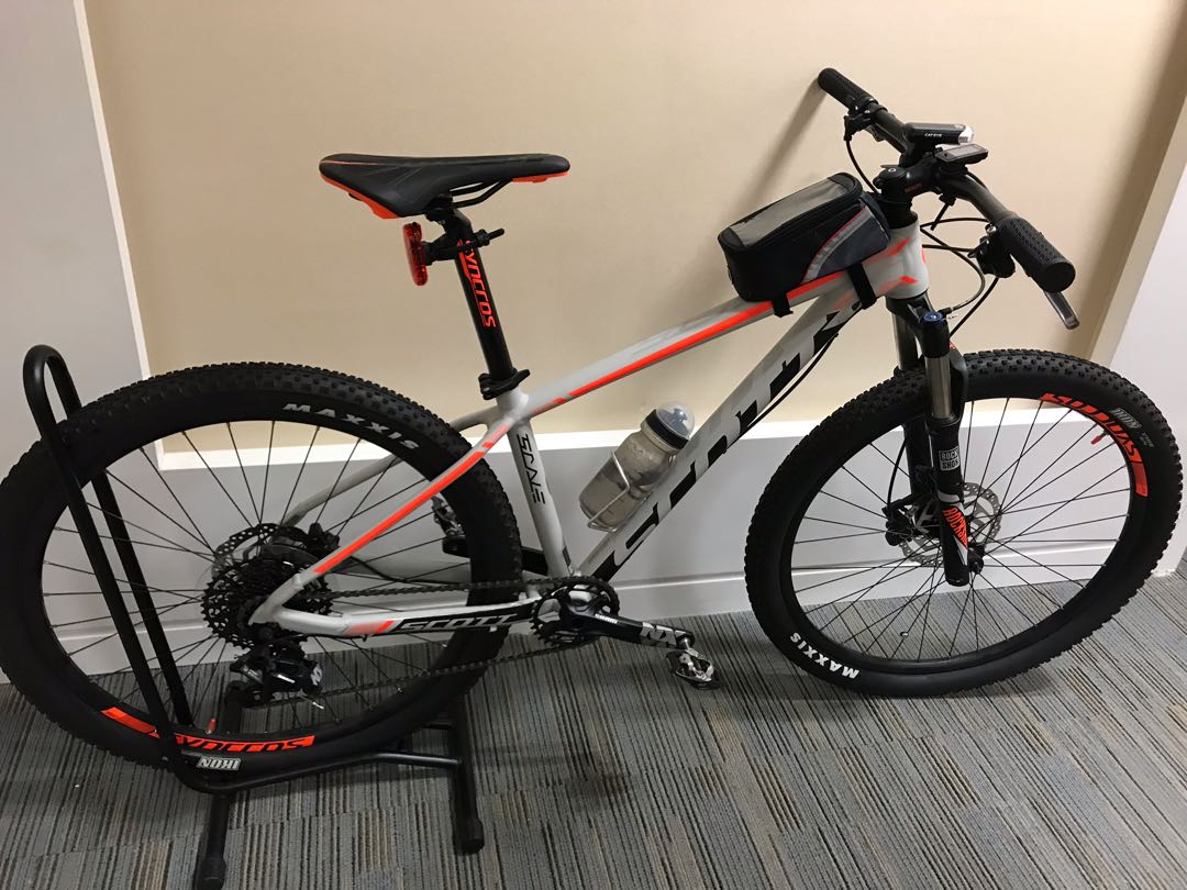 d3a546d1715 Scott Scale 765, Sports, Bicycles on Carousell