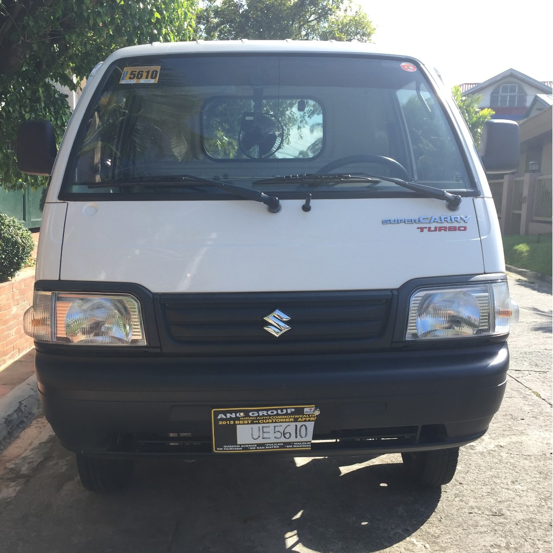Suzuki Super Carry Truck Cars Cars For Sale On Carousell