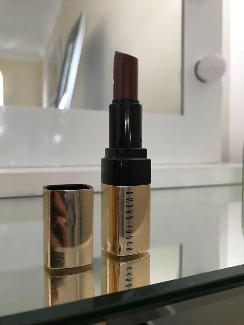 Swatched twice Bobbi brown paid 47 makeup lipstick Mac Dior