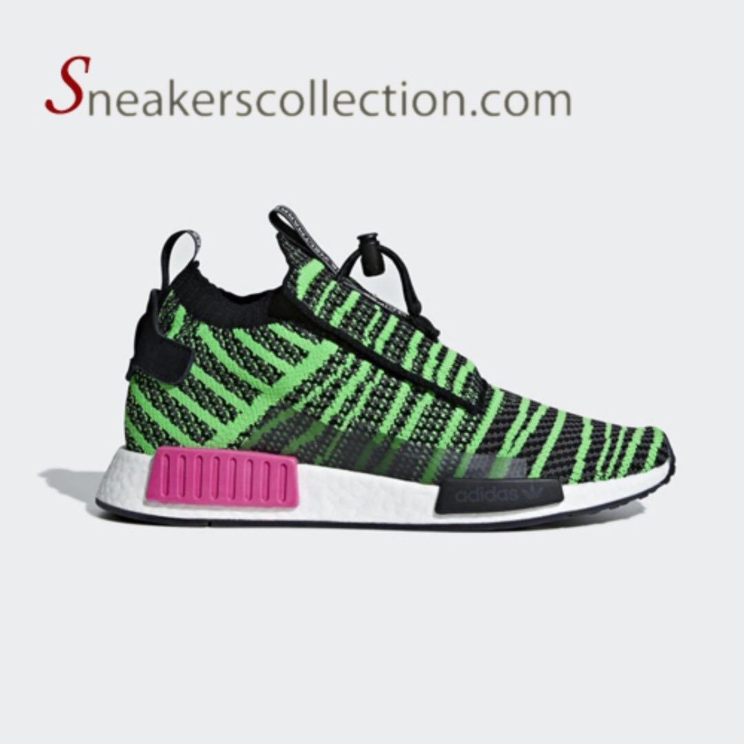 new product 783f8 24182 UK5-12 NMD TS1 Primeknit Shoes, Mens Fashion, Footwear, Sneakers on  Carousell