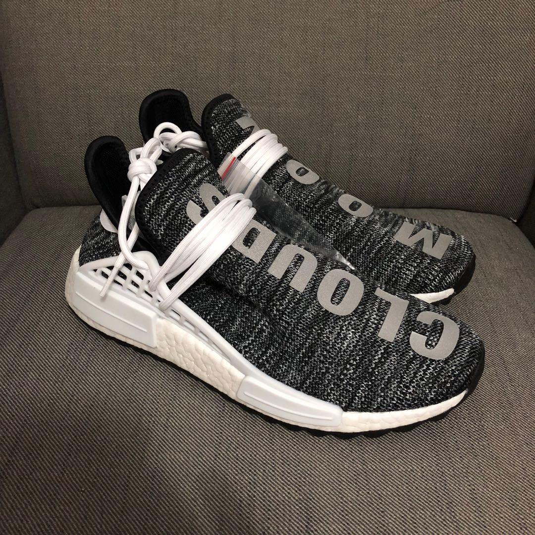 US 9 Adidas NMD Oreo Human Race 64e9fb38989