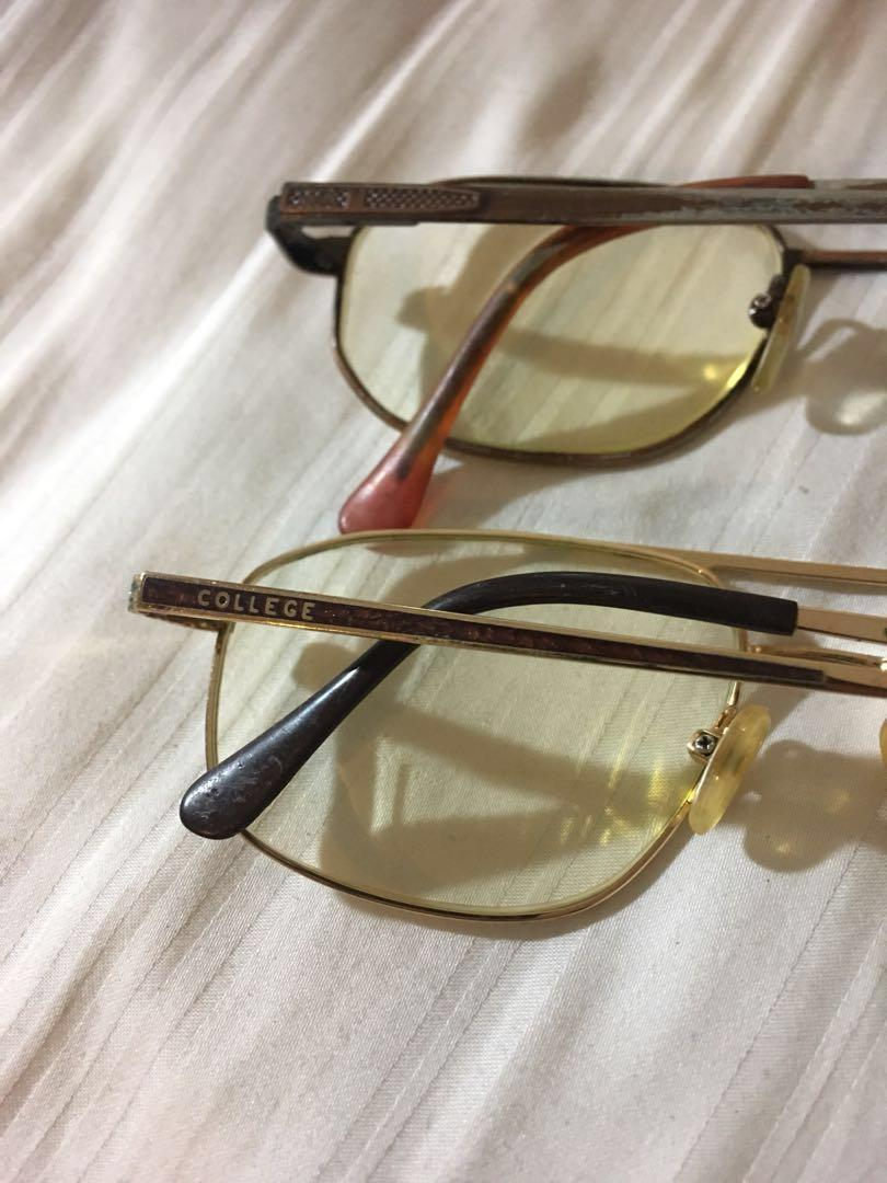 Vintage antique eyewear glasses #bundlesforyou