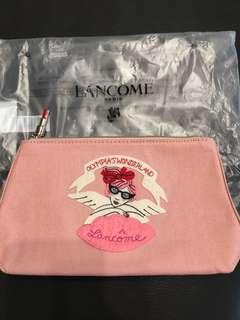 Lancome化粧包