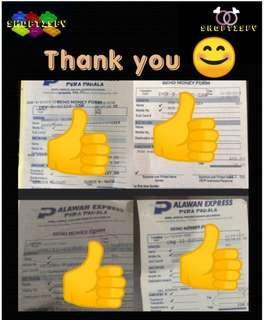 Customer's feedback😊😊😊
