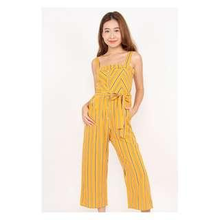 PLAY WITH STRIPES JUMPSUIT