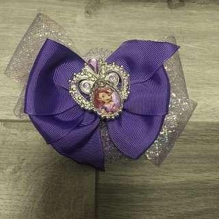 Handmade Disney kid's hair accessories