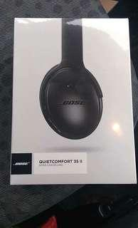 Bose QC 35 II - Black