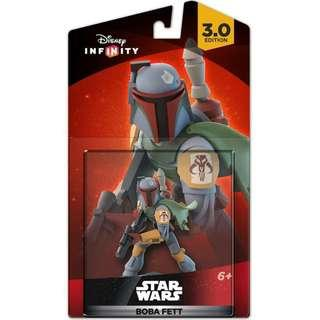 Disney Infinity Boba Fett Star Wars 3.0 Edition Figure MISB
