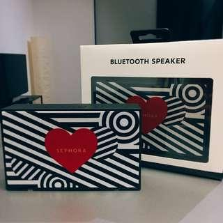 Bluetooth speaker - Sephora