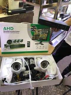 CCTV 1080P 8鏡套裝超優惠鏡頭