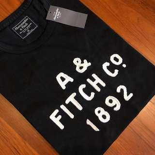 [INSTOCK] Abercrombie & Fitch Graphic Logo (XS,S)