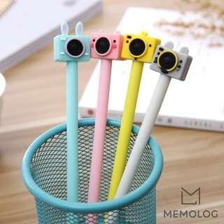 Kawaii Camera Gel Pen