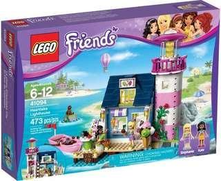 Lego Friends 41094 Lego Heartlake Lighthouse