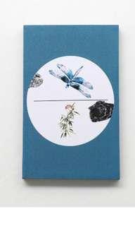 Wall art dragonfly 25x40cm