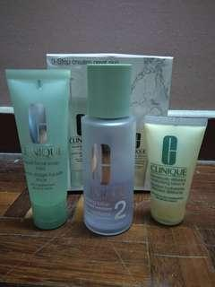 Clinique 3 Step - No 2 ( Dry to dry combination)