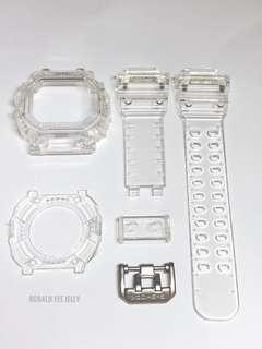 ❄️❄️❄️Custom band and bezel / replacement strap for GX56 , gx56 , GX-56 , gx-56 , gx56bb , GX56BB , Casio , CASIO , Casio