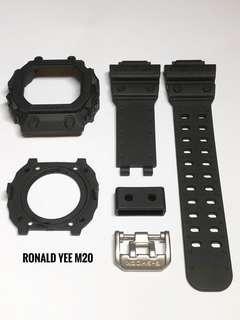 🌈🌈🌈Custom band and bezel / replacement strap for GX56 , gx56 , GX-56 , gx-56 , gx56bb , GX56BB , Casio , CASIO , Casio , M20 colour