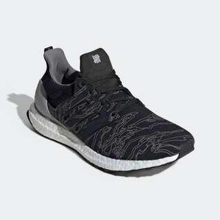 Authentic Adidas Ultraboost Undefeated Utility Black