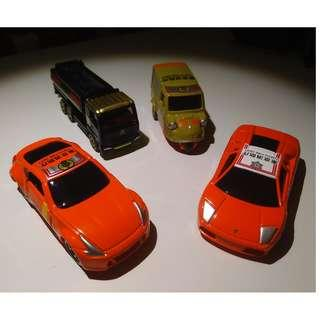 ORIGINAL BRAND NEW Tomica Kuji #22 Fire Fighters Collection fire fighter car Takara Tomy Tomica #SINGLES1111