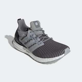 Authentic Adidas Ultraboost Undefeated Onyx Grey