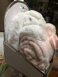 全新白兔🐰毛巾