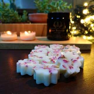 Botanicals & Bees Botanical Wax Melts© Home Fragrance #001