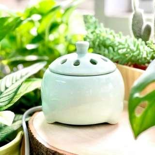 Electric Scented Wax Warmer / Aromatherapy Oil Warmer #01
