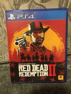 Red dead redemption 2 (rdr2)