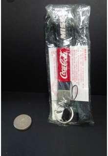 可口可樂牛仔布掛繩特別版