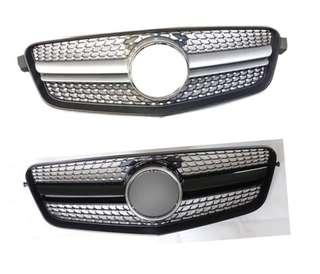 Mercedes E class w212 sports front grille