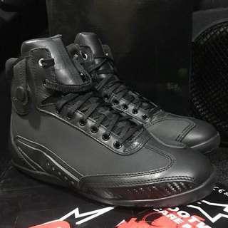 Alpinestars AST-1 Drystar Waterproof Shoes (US8) ($220)