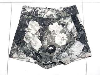 Floral skorts (shorts/skirt) #single11