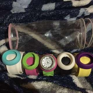 Interchangeable Watch Straps
