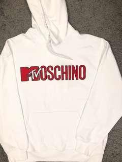 """H&M x Moschino """"MTV"""" hoodies"""