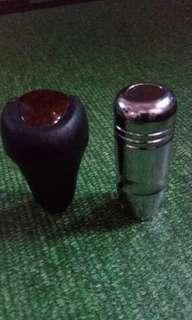 Gear knob&stering