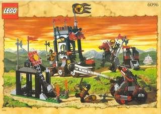 LEGO 6096 Castle Bull's Attack (MISB)
