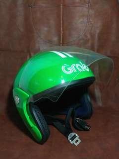 Helm Grab bekas kondisi bagus