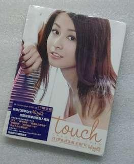 (全新) 鋼琴 陳楚喬 Touch 大碟 CD+DVD