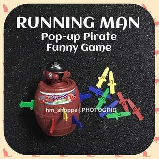 <NEW> RUNNING MAN Pop-up Pirate #SBUX50 #SINGLES1111
