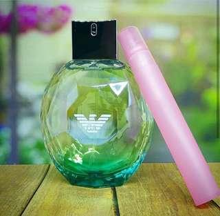 Decant Parfum Emporio Armani Diamonds Summer EDP For Women 10ml